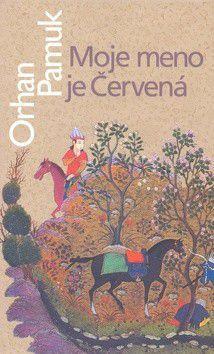 Orhan Pamuk: Moje meno je Červená cena od 393 Kč