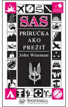 John Wiseman: SAS Príručka ako prežiť cena od 320 Kč