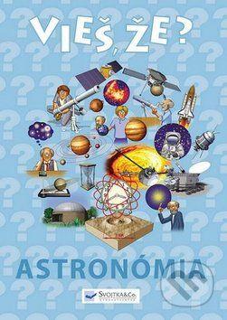 Vieš, že? Astronómia cena od 138 Kč