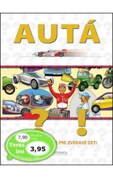 Autá - otázky a odpovede pre zvedavé deti cena od 75 Kč
