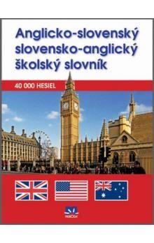 Roman Mikuláš: Anglicko-slovenský slovensko-anglický školský slovník cena od 174 Kč