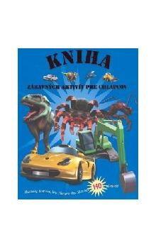 Kniha zábavných aktivít pre chlapcov cena od 190 Kč