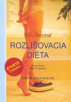 Breda Hrobat, Mojca Poljanšek: 90-dňová rozlišovacia diéta cena od 221 Kč