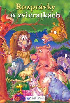 Rozprávky o zvieratkách cena od 195 Kč