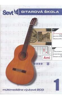 Gitarová škola 1 cena od 205 Kč