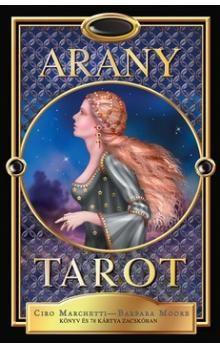 Ciro Marchetti, Barbara Moore: Arany Tarot cena od 527 Kč