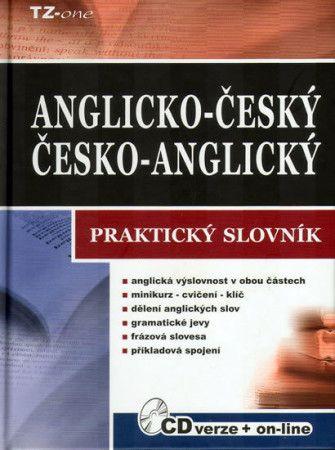 Zahradníček, Zahradníčková a: AČ-ČA praktický slovník - kniha + CD-ROM