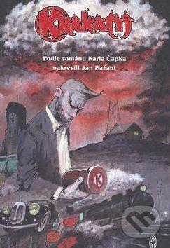 Karel Čapek, Jan Bažant: Krakatit (komiks)