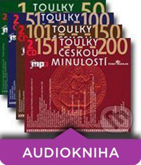 Josef Veselý: Toulky českou minulostí 1-2 - CD