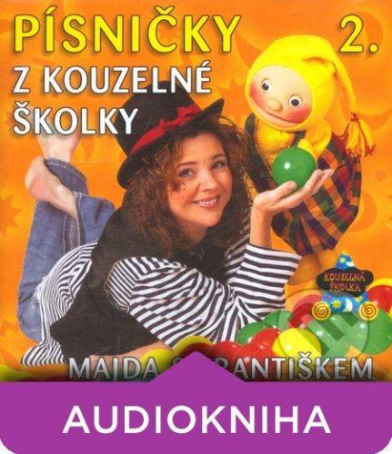 Magdalena Reifová, David Noll: Písničky z Kouzelné školky 2.