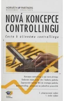 Nová koncepce controllingu cena od 260 Kč