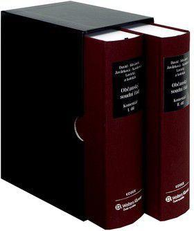 Ludvík David: Občanský soudní řád cena od 1971 Kč