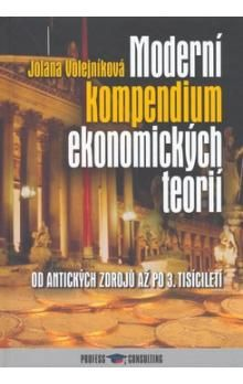 Jolana Volejníková: Moderní kompendium ekonomických teorií - Jolana Volejníková cena od 343 Kč