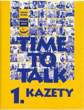 Sarah Peters: Time to Talk 1. cena od 447 Kč