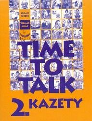 Sarah Peters: Time to Talk 2. cena od 437 Kč