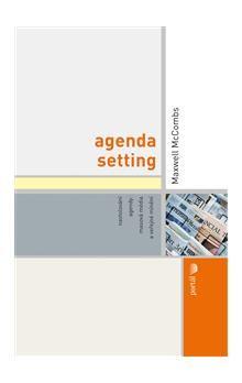 Maxwell McCombs: Agenda Setting cena od 266 Kč