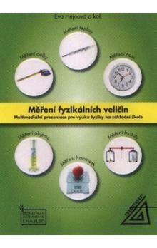 Hejnová Eva: Měření fyzikálních veličin na CD cena od 672 Kč