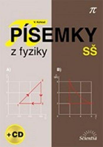 Vladimír Kohout: Písemky z fyziky SŠ + CD cena od 295 Kč