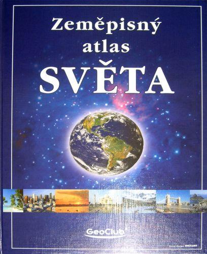 Zeměpisný atlas světa cena od 521 Kč