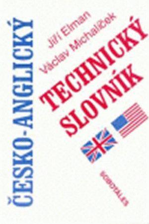 Jiří Elman, Václav Michalíček: Česko-anglický technický slovník cena od 626 Kč