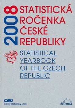 Statistická ročenka České Republiky 2008 cena od 0 Kč