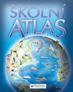 Školní atlas cena od 249 Kč
