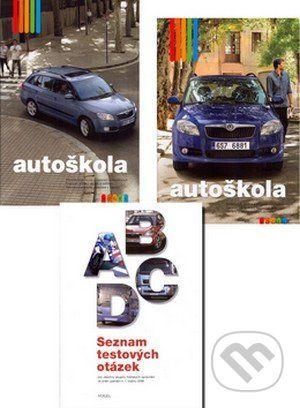 Autoškola 2008 cena od 295 Kč