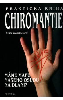 Věra Kubištová: Praktická chiromantie cena od 184 Kč