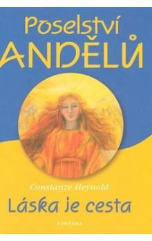 Constanze Heynold: Poselství andělů cena od 181 Kč