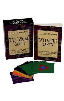 Mumford Jonn: Tattvické karty - kniha a 26 karet cena od 372 Kč