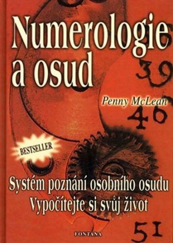 Penny McLean: Numerologie a osud cena od 173 Kč