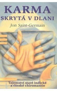 Jon Saint-Germain: Karma skrytá v dlani cena od 221 Kč