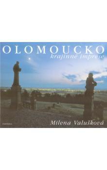 Milena Valušková: Olomoucko cena od 270 Kč