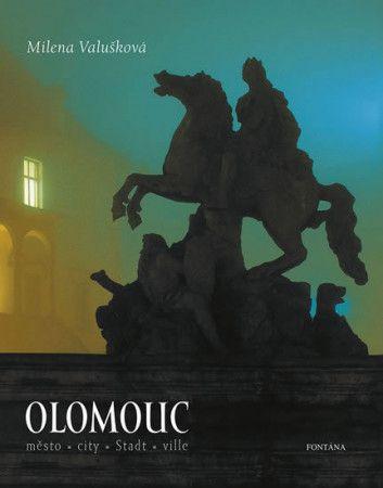 Milena Valušková: Olomouc cena od 259 Kč
