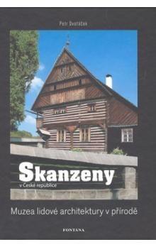 Petr Dvořáček: Skanzeny cena od 269 Kč