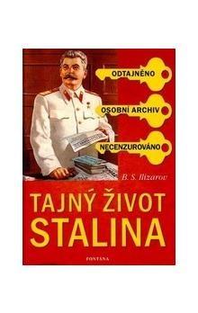 B. S. Ulizarov: Tajný život Stalina cena od 285 Kč