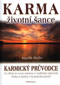 Angelika Hoefler: Karma životní šance cena od 159 Kč