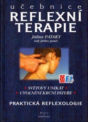 Július Pataky: Učebnice reflexní terapie cena od 298 Kč