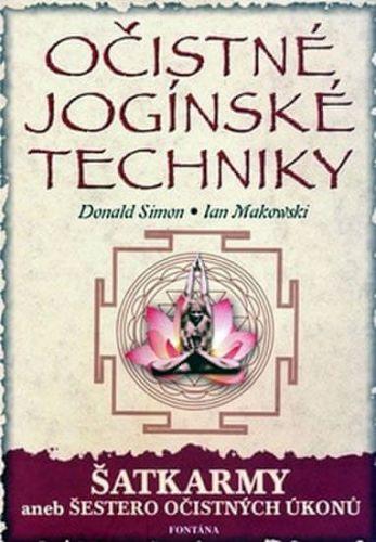 Donald Simon, Ian Makowski: Očistné jogínské techniky cena od 224 Kč