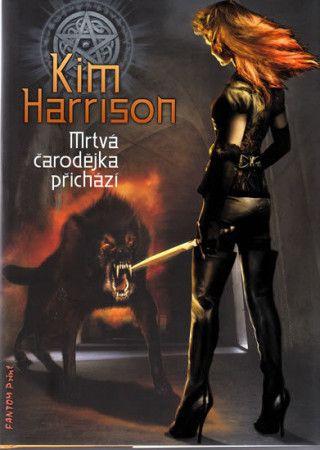 Kim Harrison: Mrtvá čarodějka přichází cena od 67 Kč