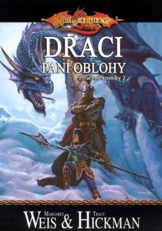 Margaret Weis, Tracy Hickman: DragonLance (04) - Draci paní oblohy cena od 153 Kč