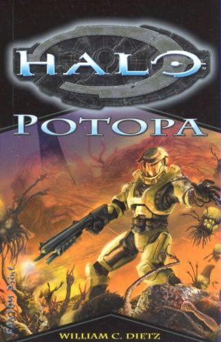 C. William Dietz: Halo 2 - Potopa cena od 197 Kč