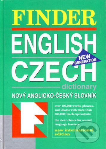 Nový anglicko-český slovník cena od 503 Kč