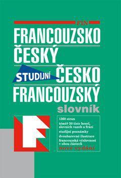 Francouzsko-český česko-francouzský studijní slovník cena od 393 Kč