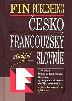 FIN Č-F slovník studijní cena od 308 Kč