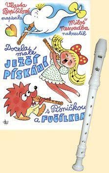 Vlasta Pospíšilová: Docela malé ježčí pískání + flétna cena od 320 Kč