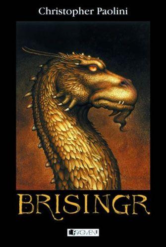 Christopher Paolini: Brisingr cena od 339 Kč