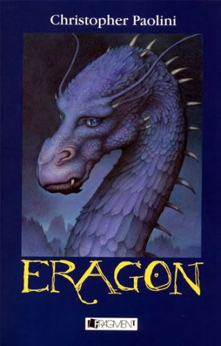 Christopher Paolini: Eragon - brož. cena od 137 Kč