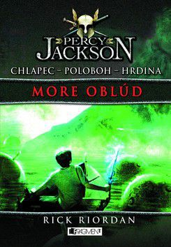 Rick Riordan: Percy Jackson More oblúd cena od 303 Kč
