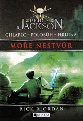 Rick Riordan, Christian McGrath: Percy Jackson 2 - Moře nestvůr cena od 237 Kč